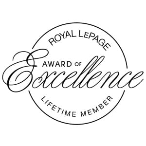 Royal LePage Excellence Award